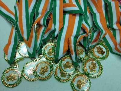 Queen City Feis Medals